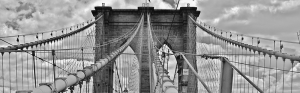 The cables of the Brooklyn Bridge are an example of non-strategic technical debt