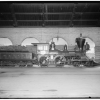 """The locomotive known as """"The General,"""" in Union Station, Chattanooga, Tennessee"""