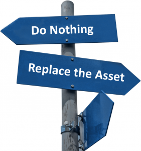 Two alternatives to retiring legacy technical debt in irreplaceable assets